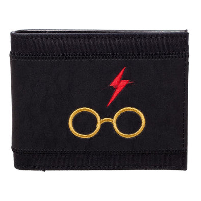 Harry Potter Glasses Bi-Fold Wallet - Accio This