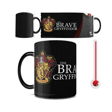 Harry Potter Gryffindor Robe Morphing Mug - Accio This