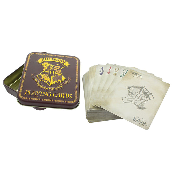 Harry Potter Hogwarts Playing Cards - Accio This