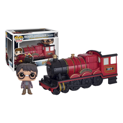 Harry Potter Hogwarts Express Vehicle with Harry Figure - Accio This