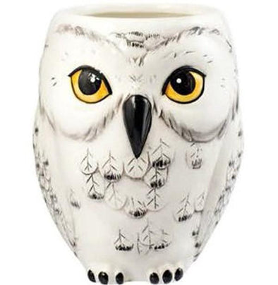 Harry Potter Hedwig Owl Shaped Mug - Accio This
