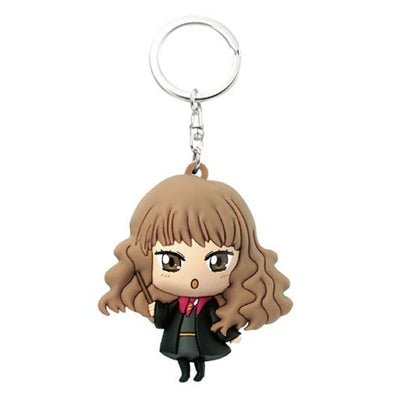 Harry Potter Hermione Granger 3D Foam Key Chain - Accio This