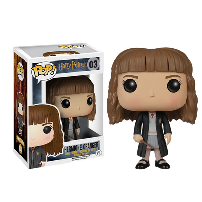Harry Potter Hermione Granger Pop! Vinyl Figure - Accio This
