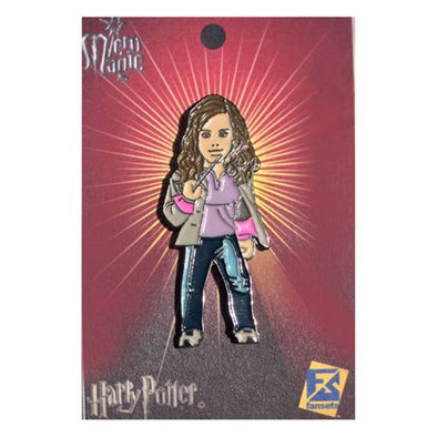 Harry Potter Hermione Granger Casual Pin - Accio This