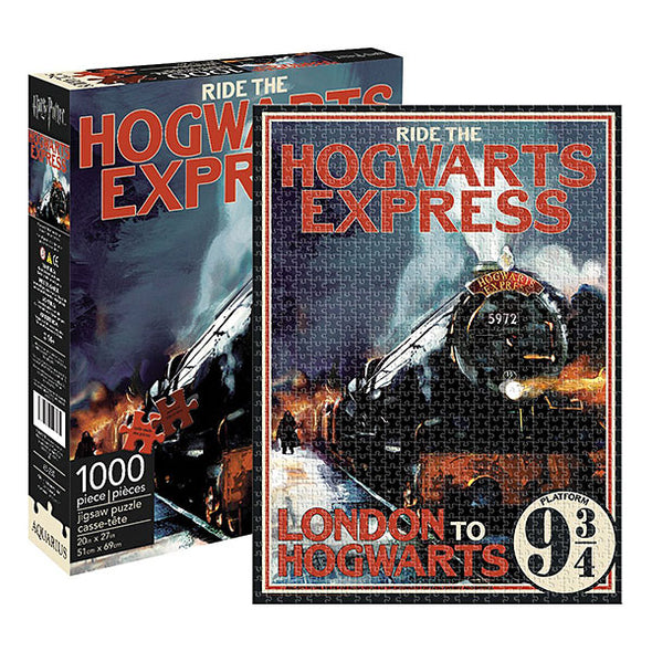 Harry Potter Hogwarts Express 1,000-Piece Puzzle - Accio This