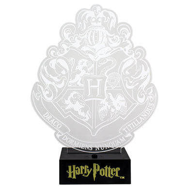 Harry Potter Hogwarts Crest Lamp - Accio This