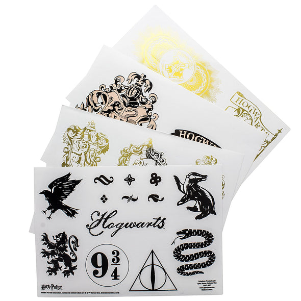 Harry Potter Hogwarts Gadget Decal Stickers (Pack of 27) - Accio This