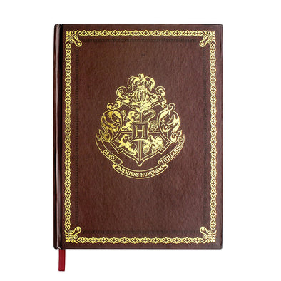 Harry Potter Harry Potter Hogwarts Notebook - Accio This