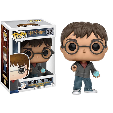 Harry Potter Harry Potter with Prophecy Pop! Vinyl Figure - Accio This