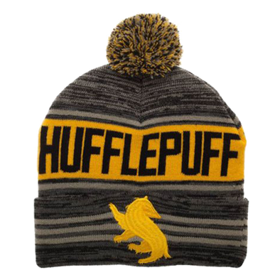 Harry Potter Hufflepuff Pom Beanie - Accio This