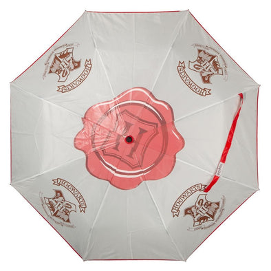 Harry Potter Hogwarts Envelope Liquid Reactive Umbrella - Accio This