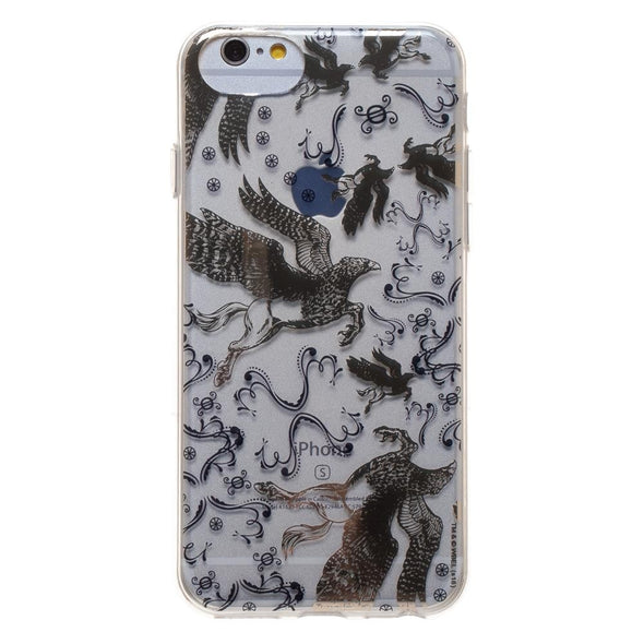 Harry Potter Harry Potter Buckbeak Clear Phone Case - Accio This