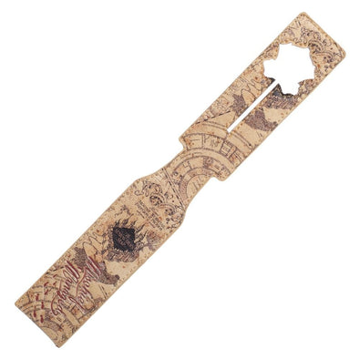 Harry Potter Marauder's Map Strap Style Luggage Tag - Accio This