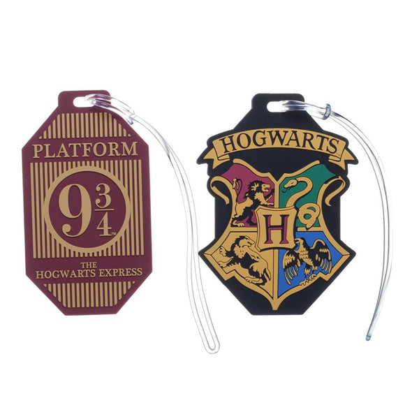 Harry Potter Harry Potter Luggage Tag Combo - Accio This