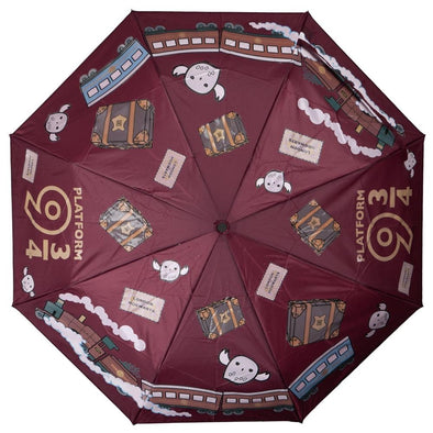 Harry Potter Harry Potter Platform 9 3/4 Color-Changing Umbrella - Accio This