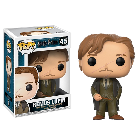 Harry Potter Remus Lupin Pop! Vinyl Figure - Accio This