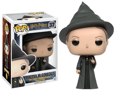 Harry Potter Minerva McGonagall Pop! Vinyl Figure - Accio This