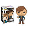 Harry Potter Newt Scamander with Egg Pop! Vinyl Figure - Accio This