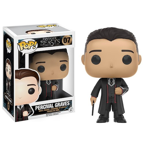 Harry Potter Percival Pop! Vinyl Figure - Accio This