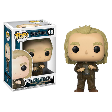Harry Potter Peter Pettigrew Pop! Vinyl Figure - Accio This