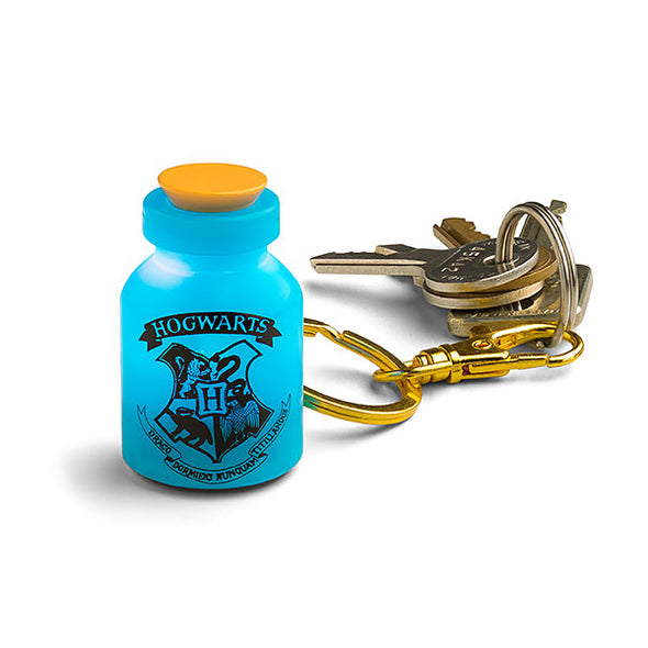 Harry Potter Hogwarts Potion Bottle Light Up Key Chain - Accio This