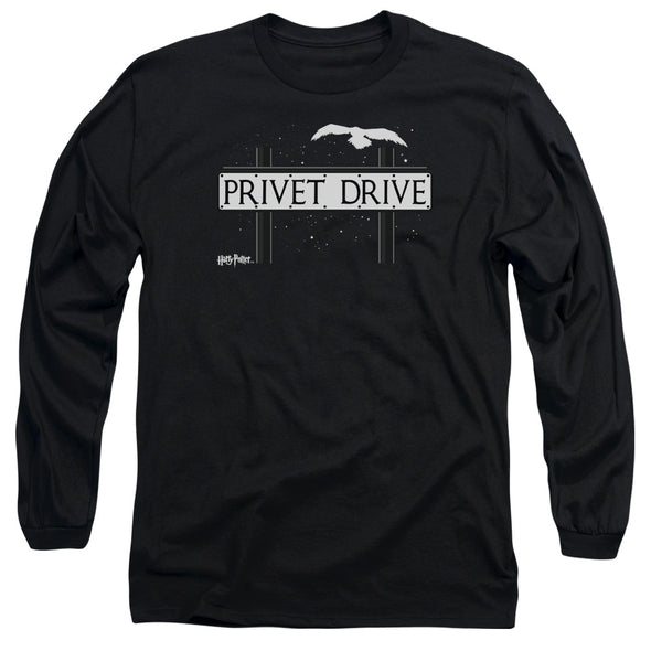 Harry Potter Privet Drive Unisex Long Sleeve Shirt - Accio This