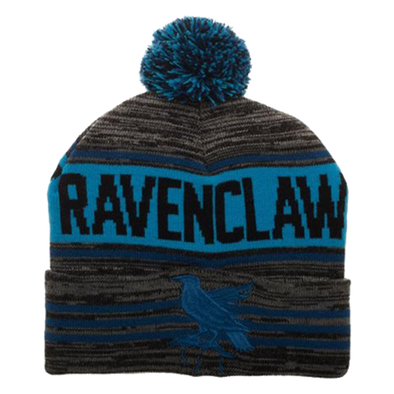 Harry Potter Ravenclaw Pom Beanie - Accio This