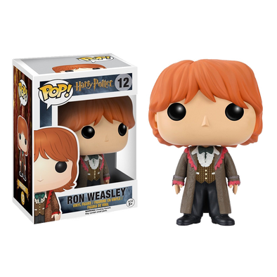 Harry Potter Yule Ball Ron Pop! Vinyl Figure - Accio This