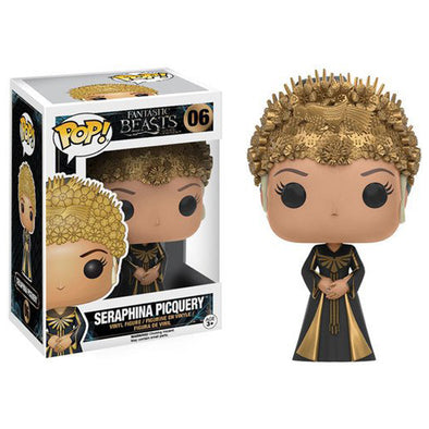 Harry Potter Seraphina Pop! Vinyl Figure - Accio This