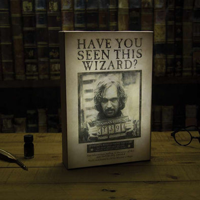 Harry Potter Sirius Black Luminart - Accio This