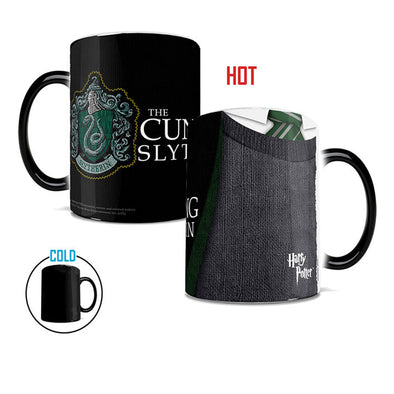 Harry Potter Slytherin Robe Morphing Mug - Accio This