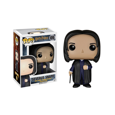Harry Potter Severus Snape Pop! Vinyl Figure - Accio This