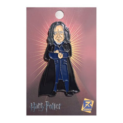 Harry Potter Professor Severus Snape Pin - Accio This