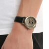 Harry Potter Time Turner Black Strap Watch - Accio This