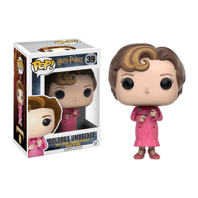 Harry Potter Umbridge Pop! Vinyl Figure - Accio This