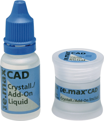 IPS e.max CAD Cryst.Add-On Incis. 5g