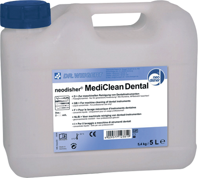 Neodisher mediclean Dental 5L Kan