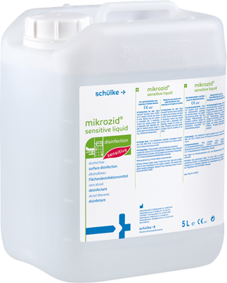 Mikrozid Sensitive Liquid 5L Kan