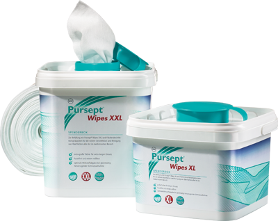 Pursept-Wipes XL Tuchrolle Pa