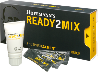 Hoffmann's READY2MIX NH 4 hellgelb Pa