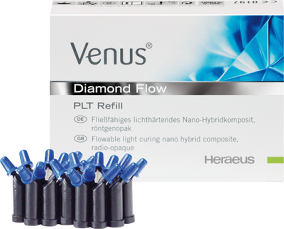 Venus Diamond Flow PLT Cl 20x0,2g
