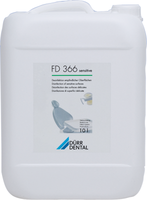 FD 366 Sensitive 10ltr Kan