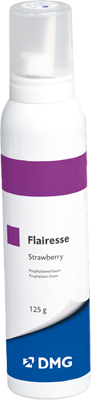 Flairesse Prophyschaum strawberry125g Ds