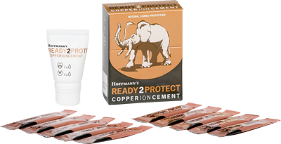Hoffmann's READY2PROTECT Copp.Cement Kit