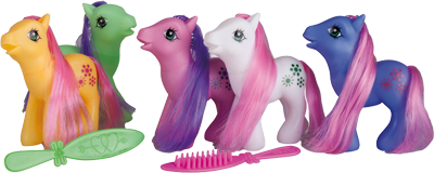 Miratoi Nr.15 Mini Ponys Mix 50St