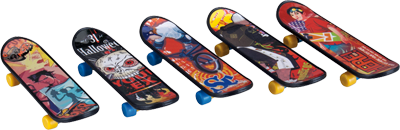 Miratoi Nr.17 Fingerskateboards Mix 50St