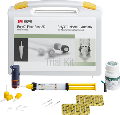 RelyX Fiber Post 3D Procedure-Kit