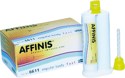 Affinis 50fast regular Body 2x50ml