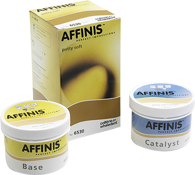Affinis Putty softfast 2x300ml