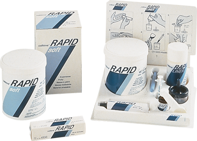 Rapid soft Putty 4590 940ml